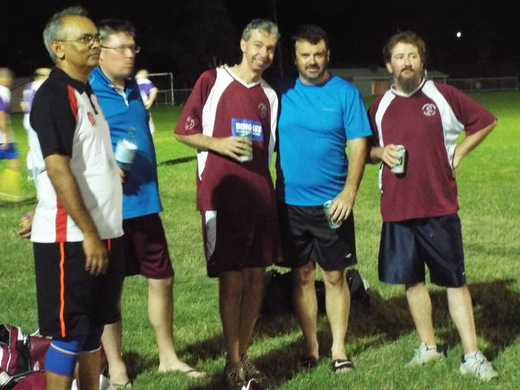 Blacktown Buffers AGM