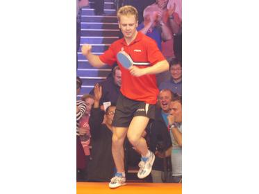 2016 World Ping Pong Champian Andrew Bagley