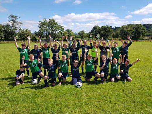 Borussia v Sparta Bay Rovers U12 1B- 2019 Season