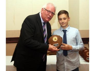 2015 - 2nd XI Wicketkeeping Prize - Owen Feakes, Flowery Field 28 Victims