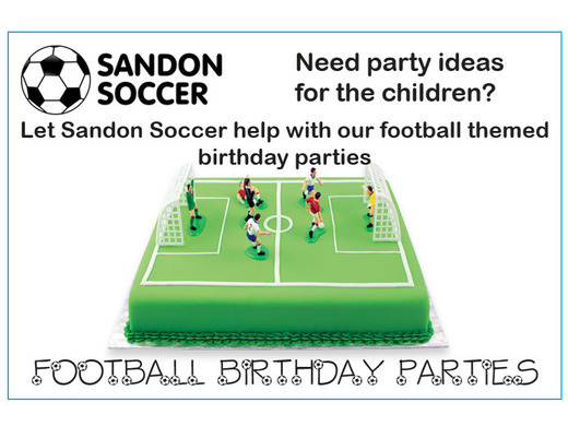Football Themed Birthday Parties