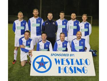 Ballina Town Masters Team