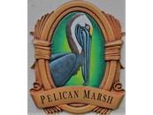 Pelican Marsh Fall Bocce League Logo