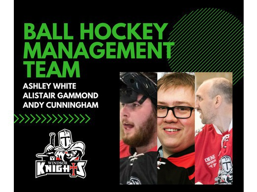 Welcome - Ball Hockey Management Team