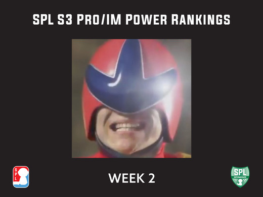 SPL S3 Pro/IM Power Rankings