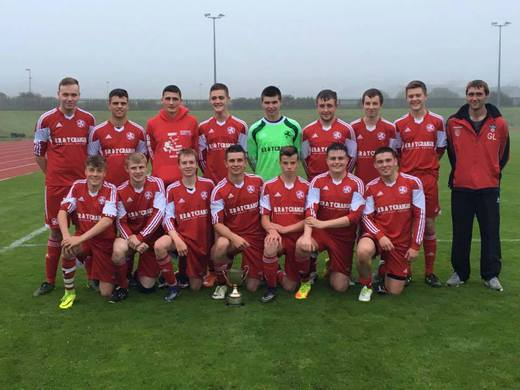 East United win Junior League and Cup double