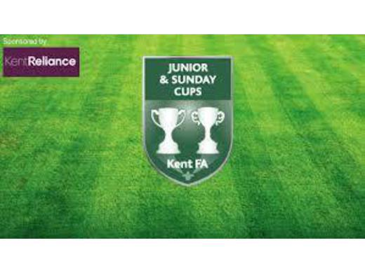 Kent Sunday Cup Fifth Round Draws