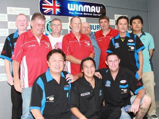 Pattaya Darts Players