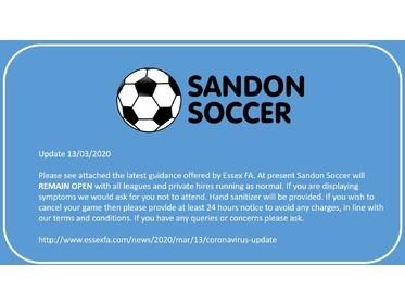 Sandon Soccer - Open