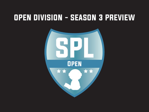 Taking a Look at SPL Season 3's Open Division