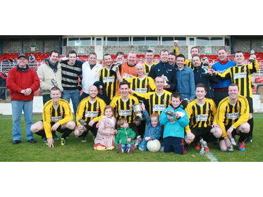 O'Neill Electrical - Division 2 League and Cup Winners 2013