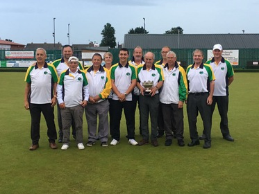 Watering Bowl Winners 2017 - Martham 'A'