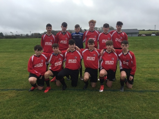 Skibbereen U16 - 2018 Season