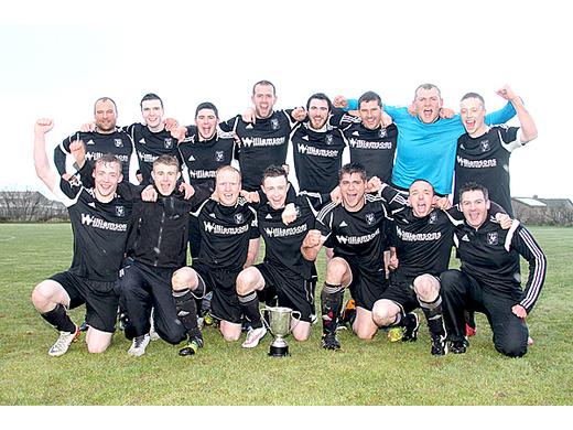 Hotspurs win  Isaac Newlands Cup.