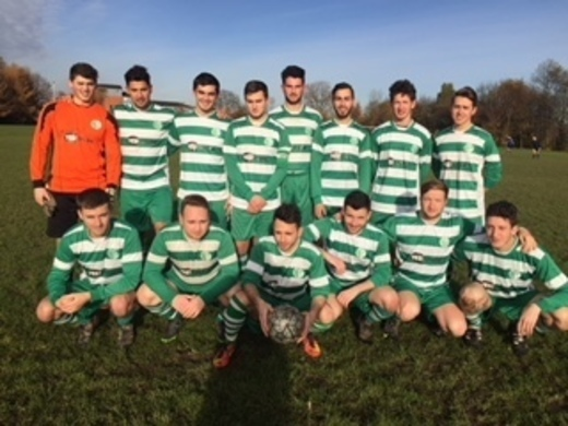 2017-18 Sedgley Park Celtic (Shonn Runners-Up)