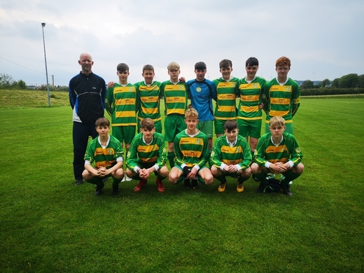 Ardfield U15 - 2019 Season