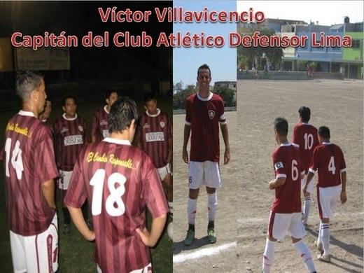 Víctor Villavicencio y su propuesta moderna para nuestro balompié.