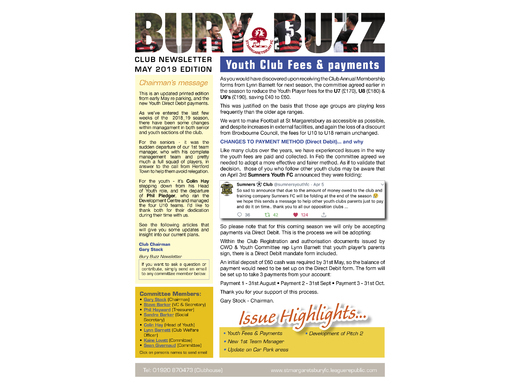 Bury Buzz thumbnail