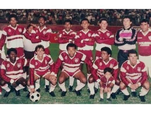 Defensor Lima 1992