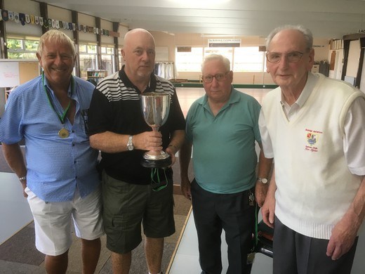 Victory Cup at Budleigh