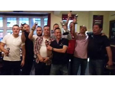 2015-16 DIVISION-ONE CHAMPIONS THE PRINCE OF WALES A TEAM