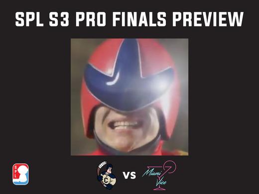 Columbus Clappers vs Miami Vice Finals