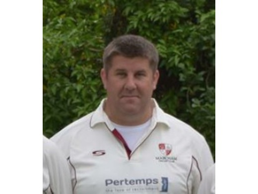KBCC Support Coach Richard Whittaker
