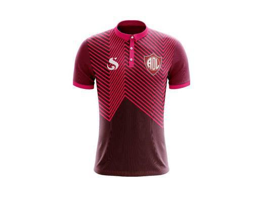 Camiseta Defensor Lima FC.