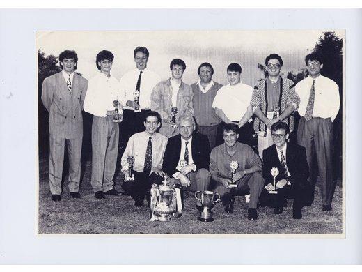 1989-90 Mcr Maccabi 2nd (MJSL Champions)
