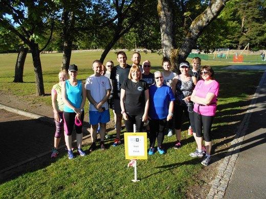 Community Training Run