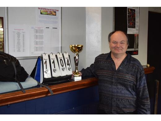 Division 1 Winner Summer 2016, Mick Jones