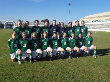 Ireland Under 19's Squad in Portugal September 2011