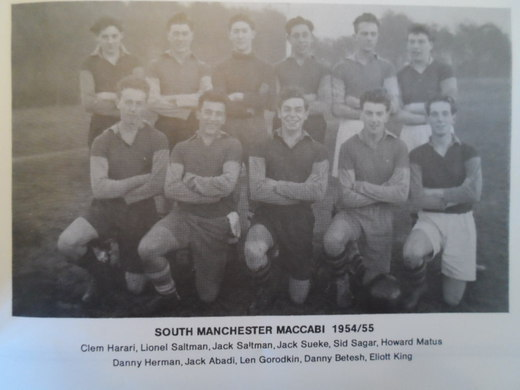 1954-55 South Manchester