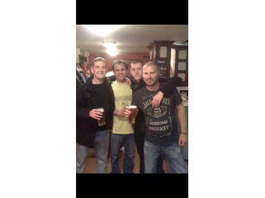 Paul,Craig,Thomas and Mark