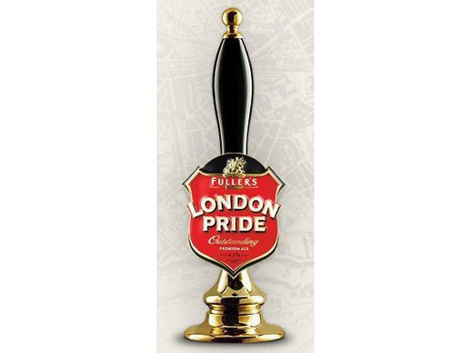 LONDON PRIDE OUTSTANDING PREMIUM ALE