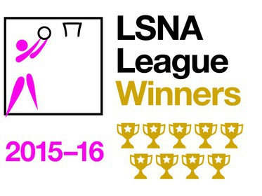 LSNA LEAGUE WINNERS 2015-16
