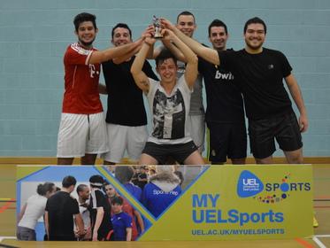 Futsal Tournament 2 Winners