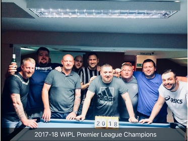 2017-18 WIPL Champions Crossbar 'B'