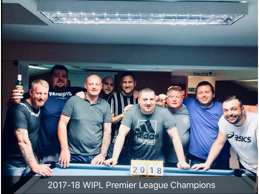 Crossbar hold their nerves to become Premier League Champs