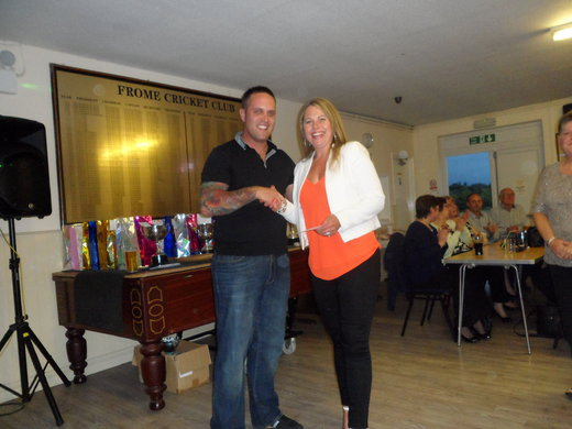 Laura Norris - joint highest ladies score