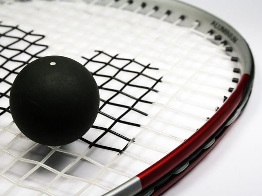 Ulster Squash Master 2017/18 Match Card