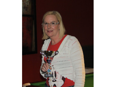 Ladies Winner - Dawn Zimbalatti