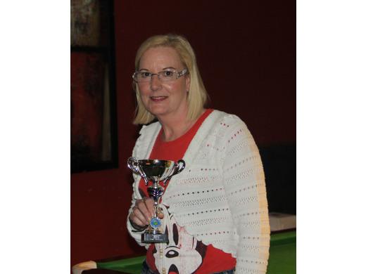 Ladies Winner - Dawn Zimbalatti