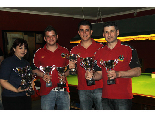 League Runner Up - Formula One