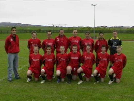 Reid Cup Final - 6th June 2008