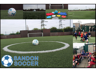 Sandon Soccer Chelmsford [Football League and Pitch Hire]
