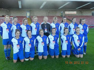 College Corinthians: U16 Evening Echo Cup Winners 2012