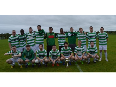 Castlebar Celtic B - League Two Winners 2017