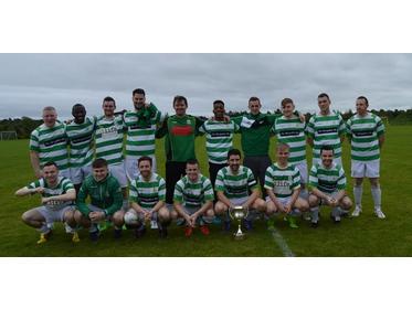 Castlebar Celtic B - League Two Winners 2017