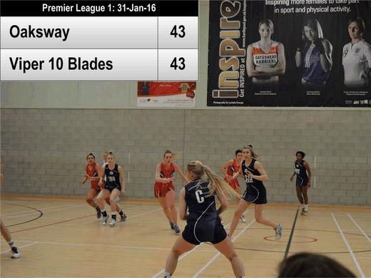 Oaksway vs Viper 10 Blades